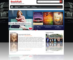 Bookrar - Book Review and Recommendation Site